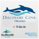 Discovery Cove Day Resort + 2 Parques